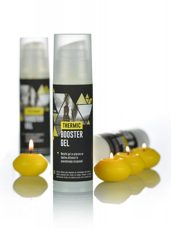 THERMIC BOOSTER GEL